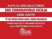 SOS CORONAVIRUS SICILIA