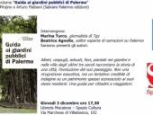 Guida ai giardini pubblici di Palermo allo Spazio Cultura