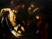 La Deposizione della chiesa di Santa Caterina a Palermo