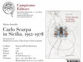 Carlo Scarpa in Sicilia, 1952-1978